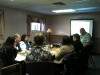 Wade Teaching Multi-Cultural Ministry Class for AKSOM